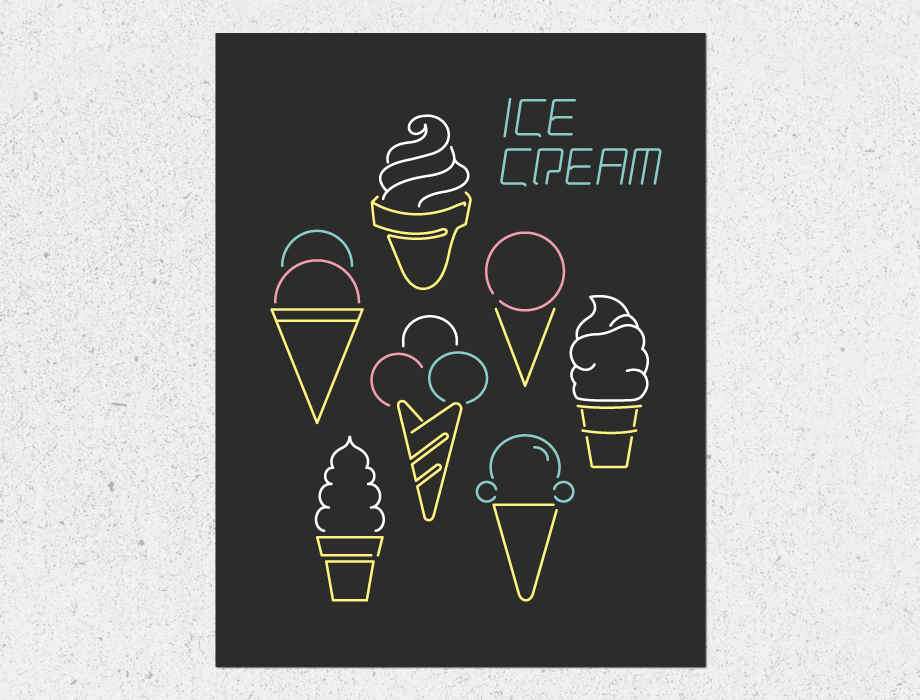 ice_cream_screen_print